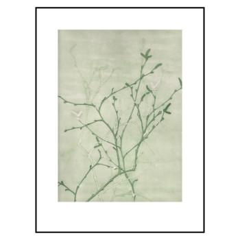 Birch green 30x40