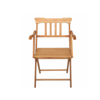 Humlebæk stol - olieret eg