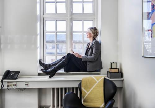 Erhvervspsykolog Kate Sørensen