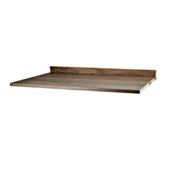 Skrivebordsplade - forskellige farver og træsorter