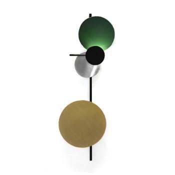 Væglampe - planet lamp