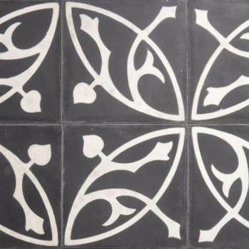 Mønstret Flise: Casablanca Casa 10-1