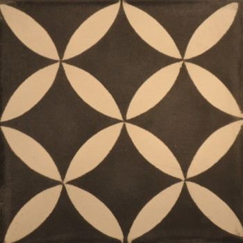 Mønstret Flise: Essaouira Ess 10-1