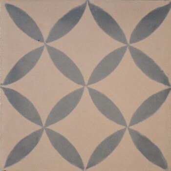 Mønstret Flise: Essaouira Ess 1-36