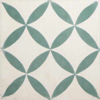 Mønstret Flise: Essaouira Ess 1-31