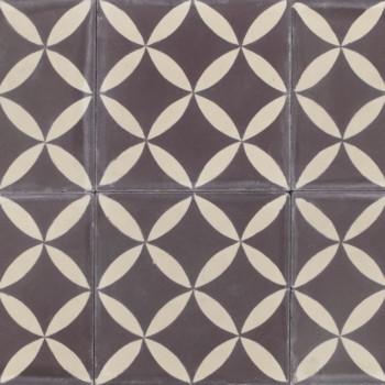 Mønstret Flise: Essaouira Ess 19-2