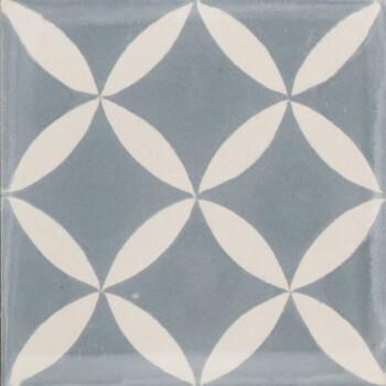 Mønstret Flise: Essaouira Ess 36-1