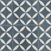 Essaouira Ess 42-1 Mønstret cementflise