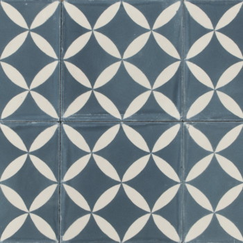 Mønstret Flise: Essaouira Ess 42-1