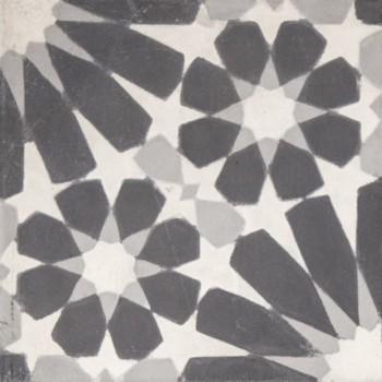 Mønstret Gulvflise: Fez 1-8-11