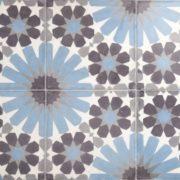 Fex 1-9-19-40 Mønstrede Gulvfliser