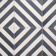 Tanger 1-43 Mønstret Gulvflise Klassisk