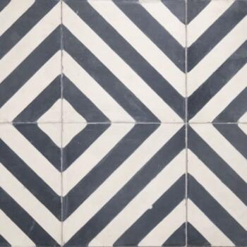 Mønstret Flise: Tanger 1-43
