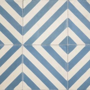 Mønstret Gulvflise: Tanger 2-39