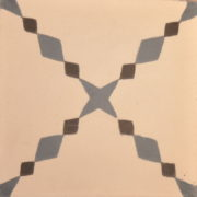Tetouan Tet 1-10-42 Klassisk Mønstret Flise