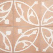 Casablanca Casa 23-1 Art Nouveau mønstret cementflise