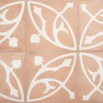 Mønstret Flise: Casablanca Casa 23-1
