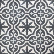 Marrakesh Mar 1-7-10 Marokkansk mønstret flise