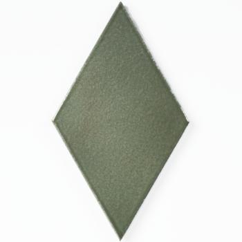 Lavastone: Rombo: Olive Shiny Crystal