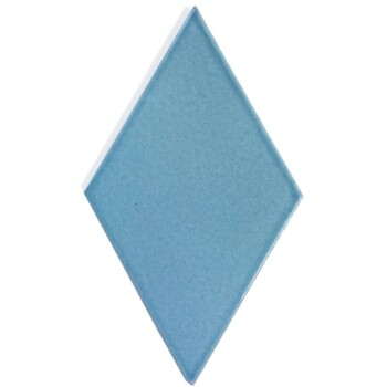 Lavastone: Rombo: Blue Smoke Shiny Crystal